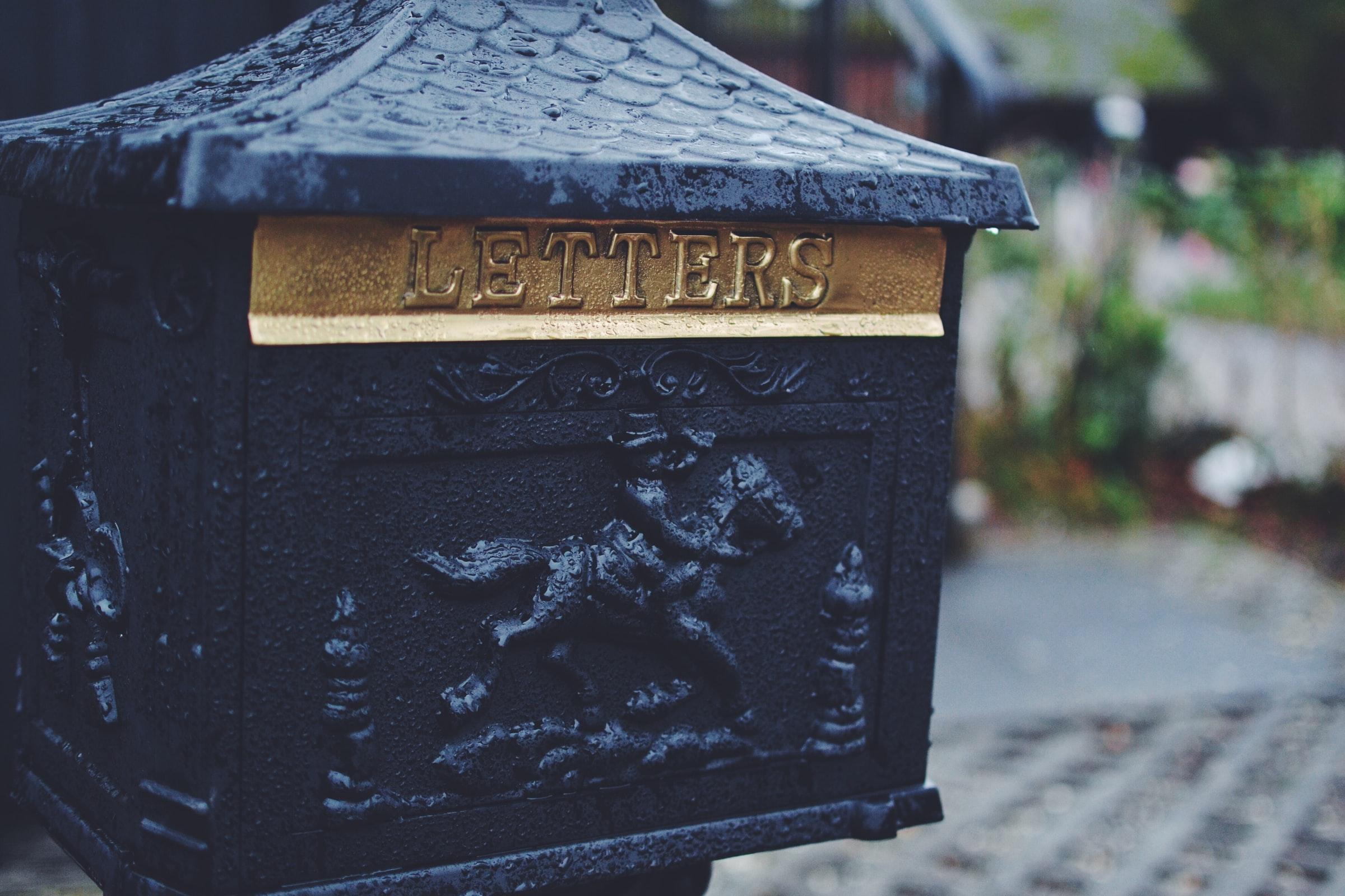 Please, Mr. Postman…